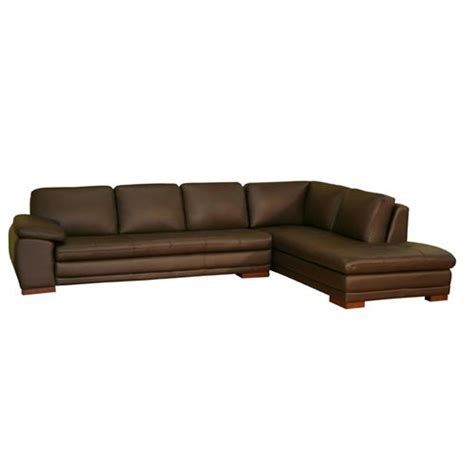 wholesale loveseats wholesale interiors leather sofa with chaise brown