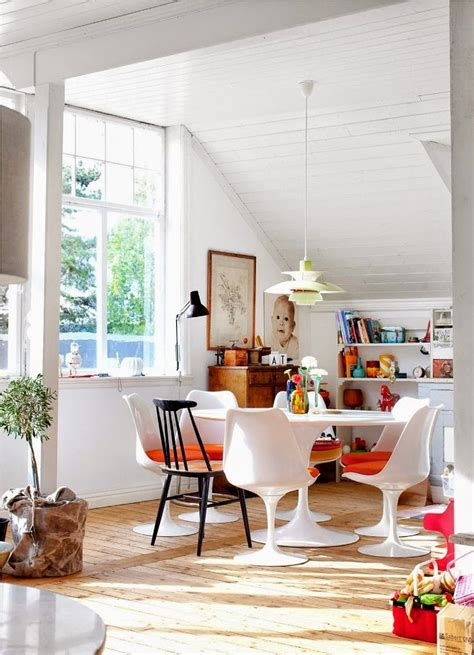 decor inspiration  eclectic home  norway cool chic