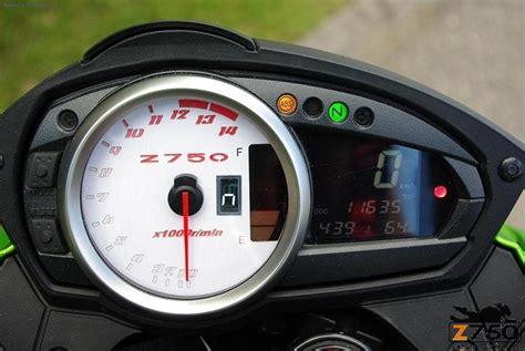 Modification Z750 by Recherche Mecano Pour Modification De Compteur