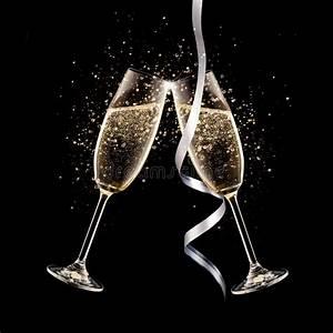 Verre A Champagne : verre de champagne avec des bulles image stock image du champagne tentation 46010989 ~ Teatrodelosmanantiales.com Idées de Décoration