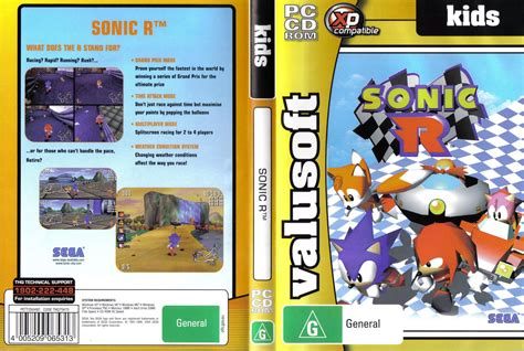 Download Sonic R 2004 Pc