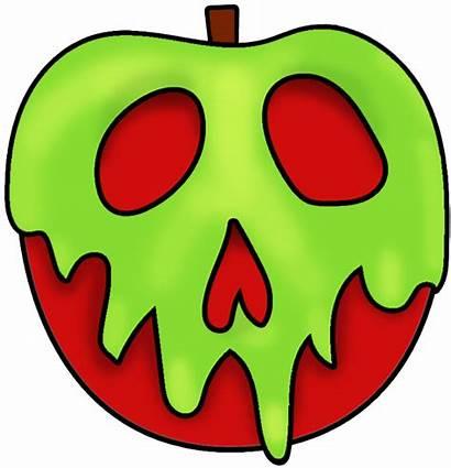 Apple Disney Villains Icons Poisoned Evil Queen