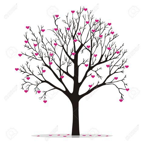 Albero Clipart - hearts tree cliparts 101 clip
