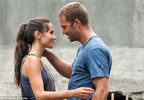 Paul Walker's Onscreen Love Interest Jordana Brewster