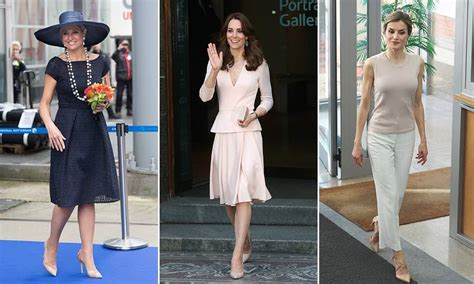 best royal style of the week kate middleton maxima