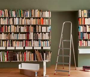 Bibliothèque Murale Design : cubes de rangement mauro canfori ~ Teatrodelosmanantiales.com Idées de Décoration