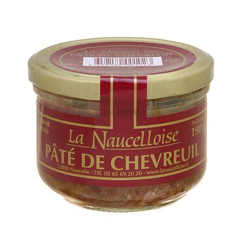 verrine de p 226 t 233 de chevreuil 30 190gr de la gamme p 226 t 233 jambonneau et foie gras p 226 t 233 la