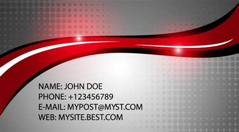 blank visiting card background design png hd  ile web