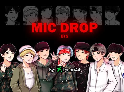 Bts Mic Drop By Lynari44 On Deviantart