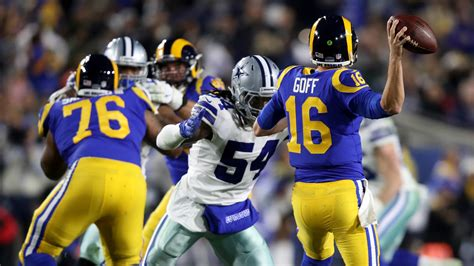 Watch Cowboys @ Rams Live Stream | DAZN CA