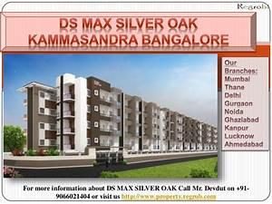 Ds max silver oak kammasandra bangalore