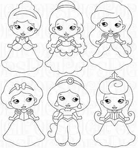 Snow White Digital Clip Art (72+)