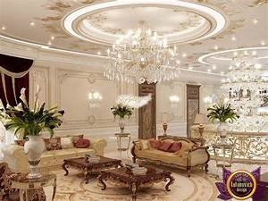 Luxury, Living, Room, Design