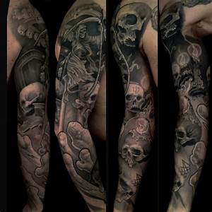 Top 100 Best Sleeve Tattoos For Men: Cool Design Ideas ...