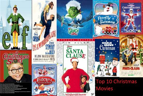Top Ten Christmas Films  Driverlayer Search Engine