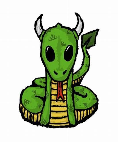 Cartoony Random Characters 2d Snake Opengameart Animated