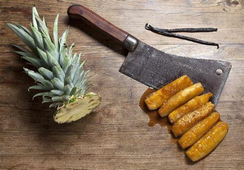 750g cuisine recette ananas rôti de la cuisine des 750g