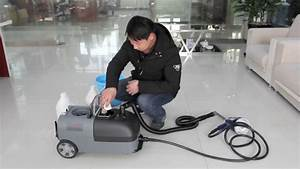 Commercial Upholstery Cleaner Machine