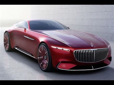 New Maybach 2017 by New 2017 Vision Mercedes Maybach 6 Coupe Mercedes