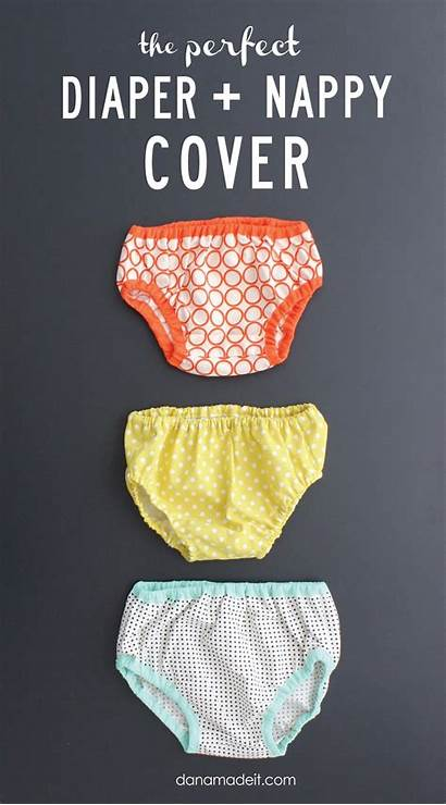 Diaper Pattern Nappy Perfect Sewing Diapers Covers