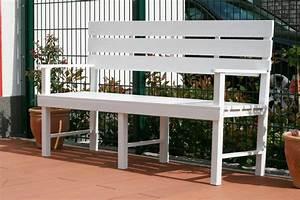Weiße Gartenbank Ikea : diy gartenb nke bitte nehmen sie platz l ndchenlust ~ Watch28wear.com Haus und Dekorationen