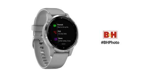 garmin vivoactive  smartwatch    bh photo video