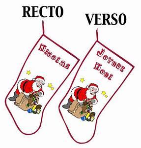 Chaussette De Noel Personnalisée : chaussette no l personnalis e cadeau personnalis ~ Melissatoandfro.com Idées de Décoration