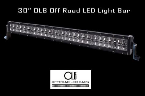 30 inch light bar 30 inch led light bar and the grille bracket for