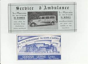 Garage Ford Argenteuil : vieille ambulance du qu bec ~ Gottalentnigeria.com Avis de Voitures