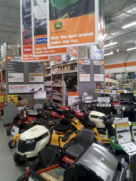 lawn tractor envy disorder at home depot