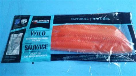 sockeye salmon coldfish seafood   vancouver