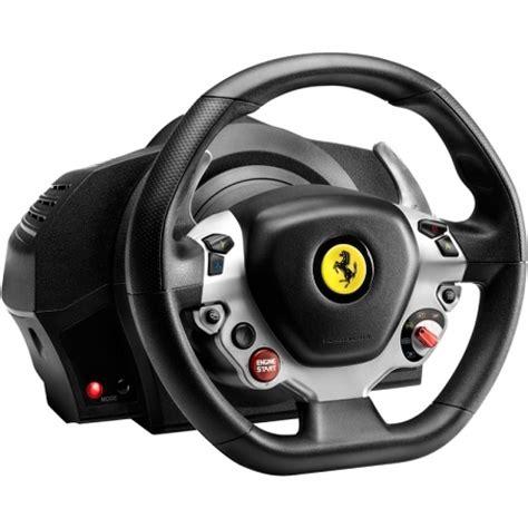 Roue detachable replique 7/10ème de la ferrari 458 italia. Volan Thrustmaster TX RACING WHEEL FERRARI 458 ITALIA EDITION (PC, XONE) - 4460104 PC, XBox One ...