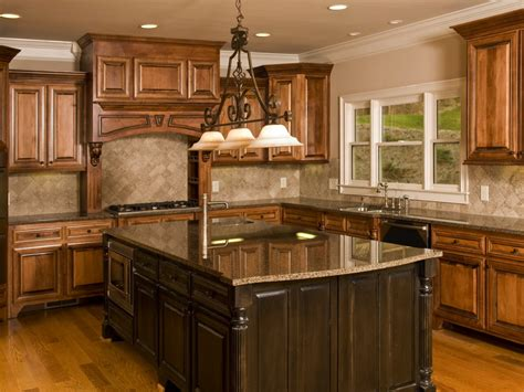 granite countertops with brown cabinets kitchen sweet tropical brown granite countertops