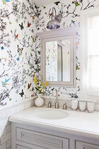 best 25 wallpaper ideas ideas on pinterest floral With what kind of paint to use on kitchen cabinets for papier peint wc