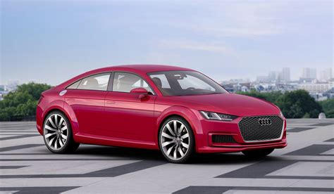 A Look At The More Practical Side Of Audis Tt Sportback