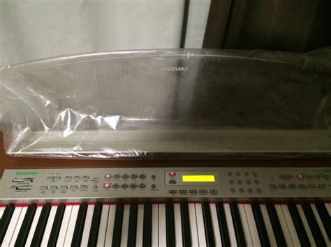Suzuki Ss 100 by Suzuki Ss 100 88 Note Digital Piano With Stand Sustain
