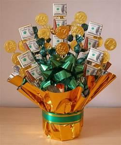 tasty money bouquet family crafts