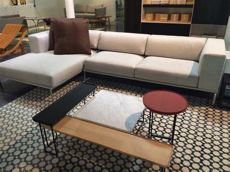 fau livingroom poltrona frau showroom is an interior design delight
