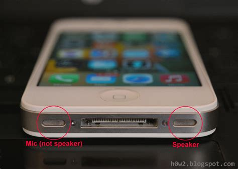 iphone only works on speaker only one speaker works in my iphone 4 4s why how to
