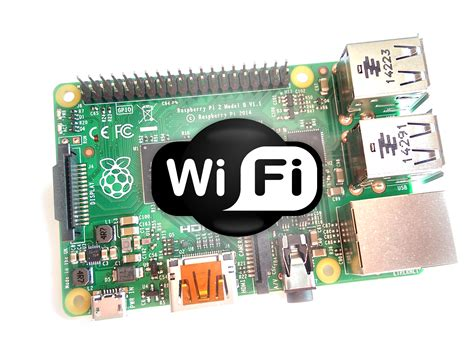 how to configure wifi the raspberry pi