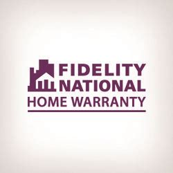 fidelity national reviews home warranty companies