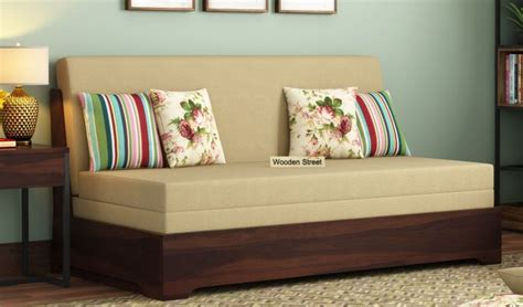 buy della sofa cum bed  armrests   india