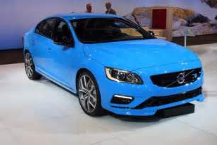 Gambar Mobil Volvo S60 by Volvo S60 Polestar Chicago 2014 Hd Pictures