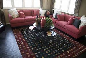 How Accent Rugs Can Make Your Living Room POP