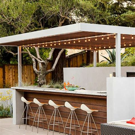 cuisine exterieur 1001 idées d 39 aménagement d 39 une cuisine d 39 été extérieure