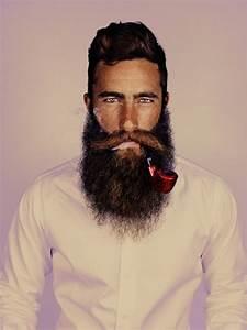 Hipster Beard Pipe