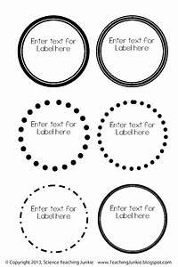 2 round labels template With 2 inch circle label template