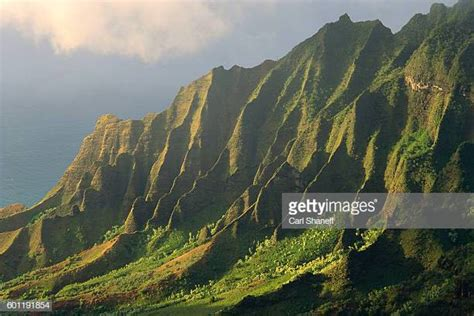Kalalau Valley Stock Photos And Pictures Getty Images