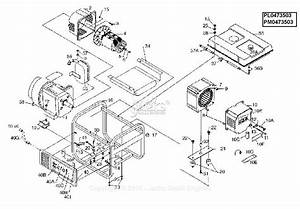Powermate Formerly Coleman Pm0473503 Parts Diagram For
