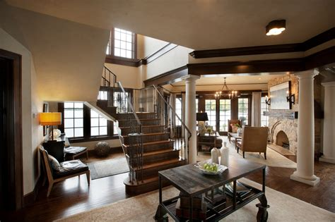 Home Interior :  Beautiful River-side House Has